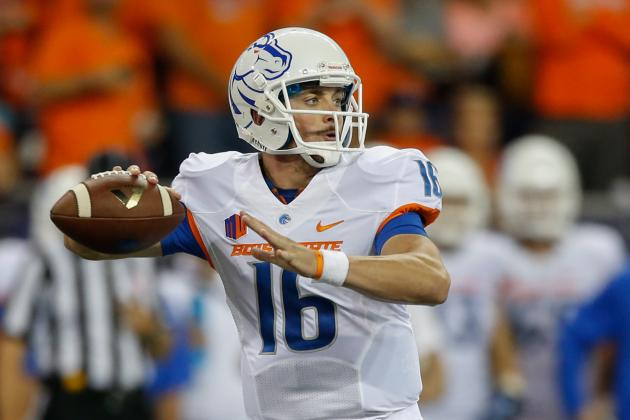 Air Force vs. Boise State: TV Info, Spread, Injury Updates, Game Time and More