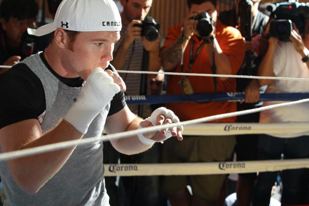Mayweather vs. Canelo 2013: Alvarez Is Overhyped Heading into Saturday's Fight