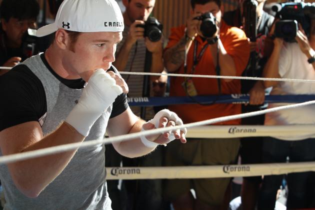 Mayweather vs. Canelo 2013: Alvarez Is Overhyped Heading into Saturday's Fight