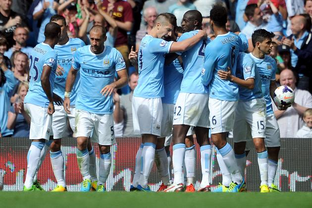 Stoke City vs. Manchester City: Date, Time, Live Stream, TV Info and Preview