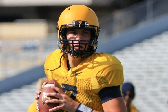 West Virginia Announces Freshman Ford Childress as Starting QB vs. Georgia State