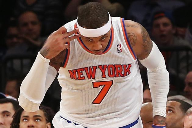 Building the Case for Carmelo Anthony to Spurn NY Knicks in 2014 Free Agency