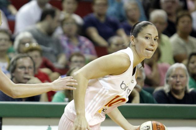 Storm Announces Dates for First Round of 2013 WNBA Playoffs