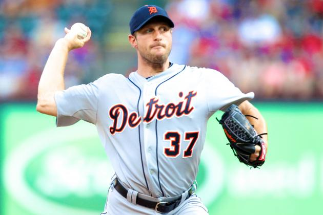 Can Max Scherzer Live Up to 2013 Hype as New Postseason Ace?