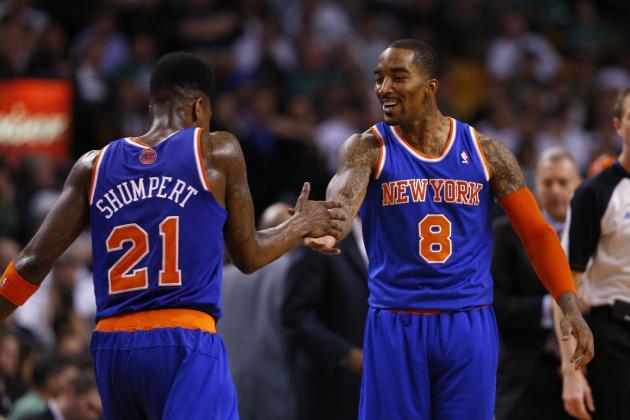 Spotlighting and Breaking Down NY Knicks' Shooting Guard Position