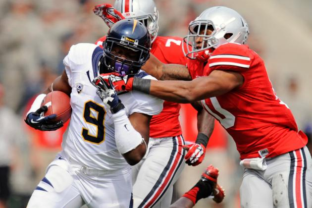 Buckeyes Now Counting on Better Speed and Tackling vs. Cal