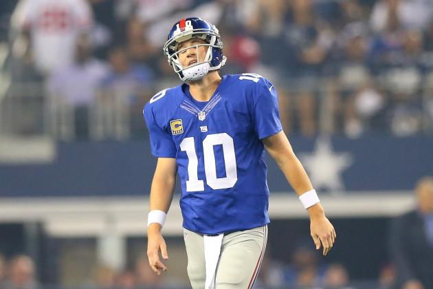 Can Eli Manning Help the New York Giants Defense Prepare Against Peyton Manning?