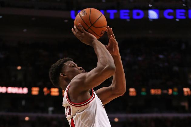 Spotlighting and Breaking Down Chicago Bulls' Shooting Guard Position