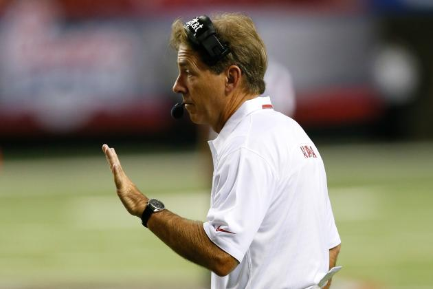 Alabama Had Game Scheduled for 2nd Week but Was 'Dumped'