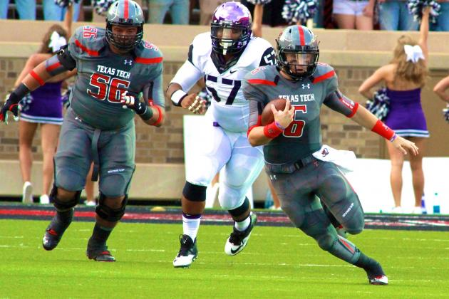 TCU vs. Texas Tech: Live Score and Highlights