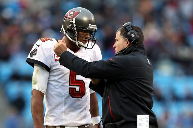 Why Greg Schiano Could Bench Bucs QB Josh Freeman
