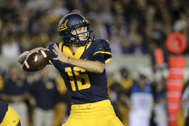 Ohio State Football: Cal QB Jared Goff Will Challenge Young OSU Defense