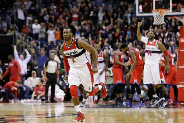 Why John Wall Will Be an All-Star This Season