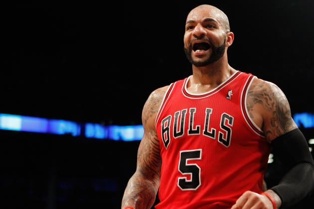 Why Carlos Boozer Is As Good As Gone From Chicago Bulls After 2013-14 Season