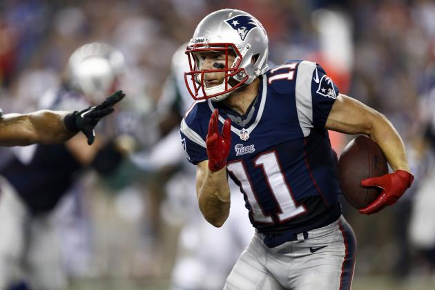 Julian Edelman's Updated 2013 Fantasy Outlook After Week 2