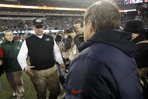 New York Jets vs. New England Patriots: Live Grades and Analysis for New York