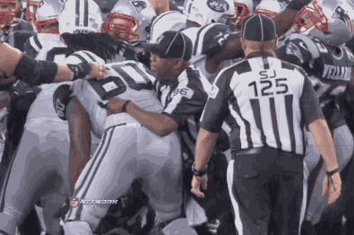 Fight Between the Jets and Patriots Caps off an Ugly Game, Players Ejected