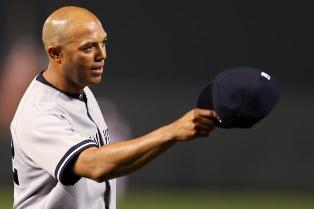 Official Scorer Takes Save Away from Mariano Rivera