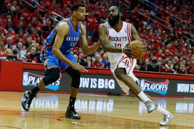 Spotlighting and Breaking Down Houston Rockets' Shooting Guard Position