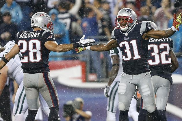 Patriots' Defense Comes to Rescue