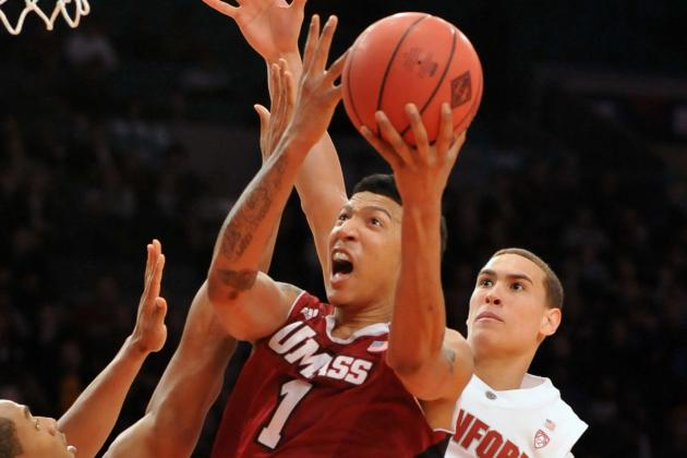 UMass Basketball: Who Will Emerge as the Sixth Man in 2013-14?