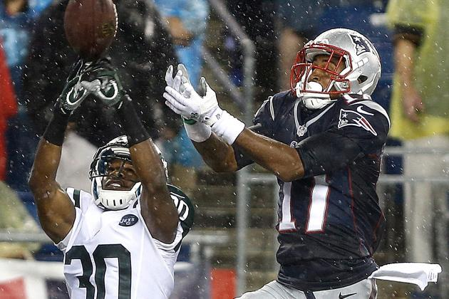 Aaron Dobson Knows Drops Are 'Definitely Not Acceptable'