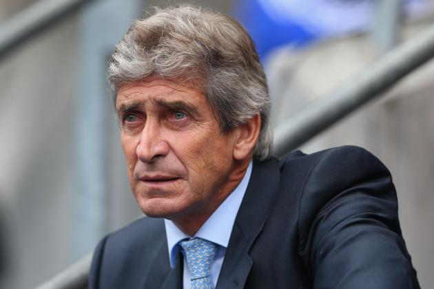 How Manchester City Will Line Up Against Stoke City