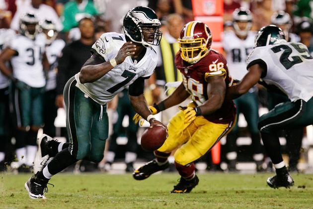 Silver Linings from the Washington Redskins' Week 1 Loss