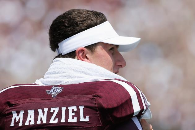 Meet Johnny Manziel's High School Football Coach