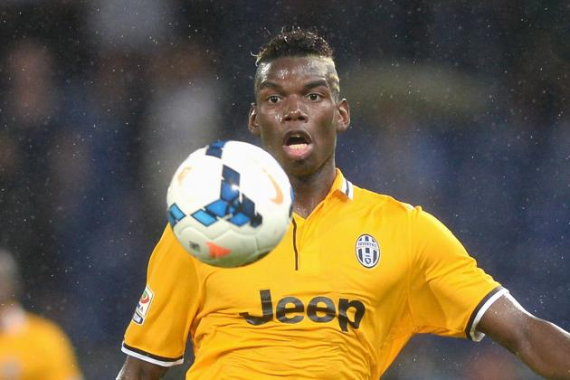 Pogba Snubbed Chelsea, Arsenal for Juve