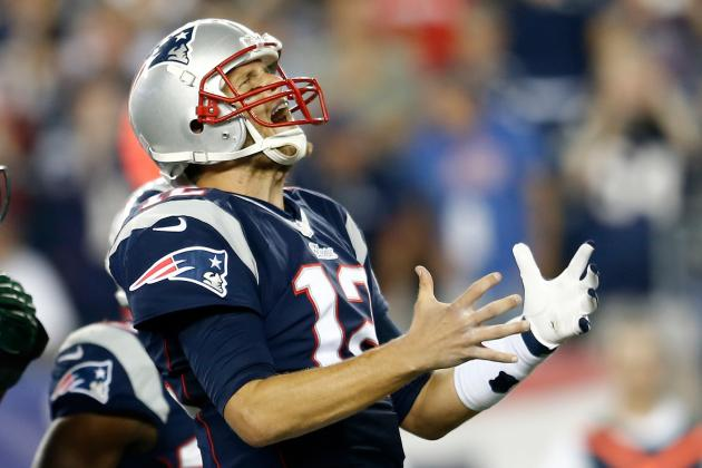 Jets vs. Patriots: Should New England Be Worried After Awful Performance?