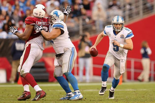 Matthew Stafford and Detroit Lions Seek Revenge Against Arizona Cardinals