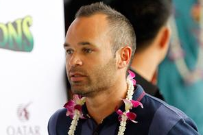Iniesta Rejects First Contract Offer