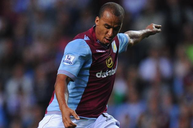 One Direction Fury over Gabriel Agbonlahor Tackle Laughed at by Paul Lambert
