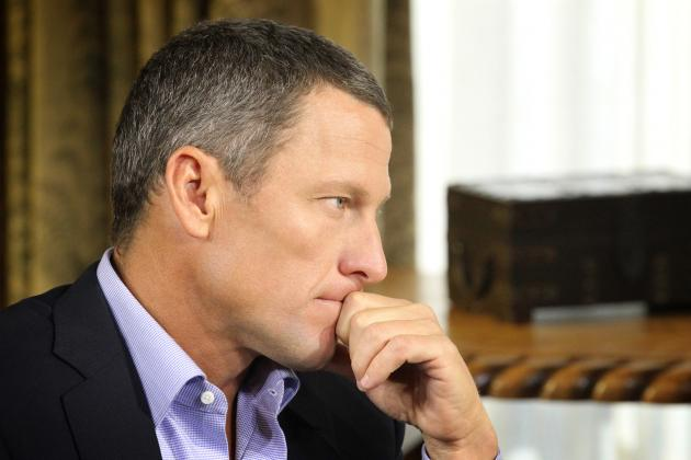 Lance Armstrong Finally Returns His Olympic Medal After Doping Admission