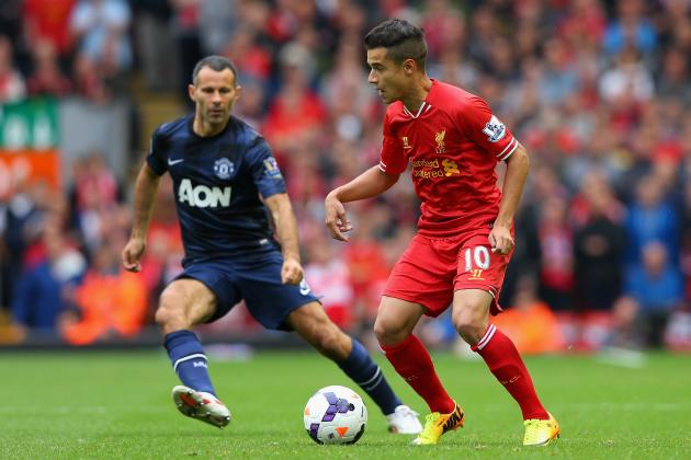 Why Luiz Felipe Scolari Should Call Up Liverpool's Philippe Coutinho
