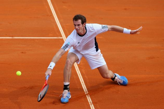 Andy Murray Crushes Croat Teen Borna Coric in Davis Cup Clash