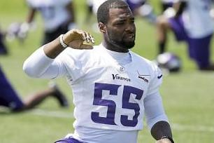 Vikings: Linebacker Marvin Mitchell Plans on Keeping Starting Job