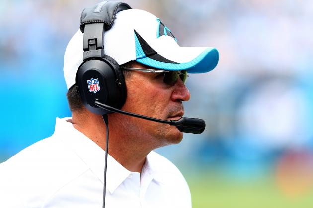 Ron Rivera Not Sure Fast-Paced Offenses Have All the Advantages