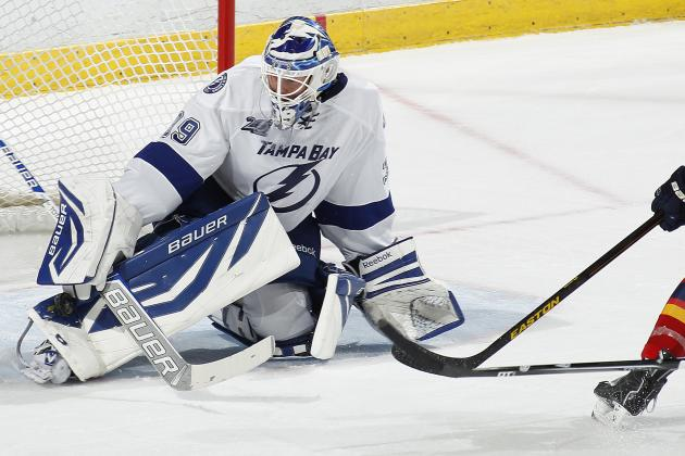 Lightning Starts with Two No. 1 Goalies