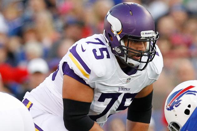 Vikings' Matt Kalil: 'I'm Not Freaked Out. I Had a Bad Game.'