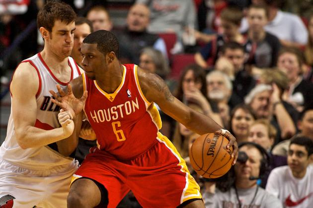 Why Terrence Jones' Evolution Is Critical to Dwight Howard's Success in Houston