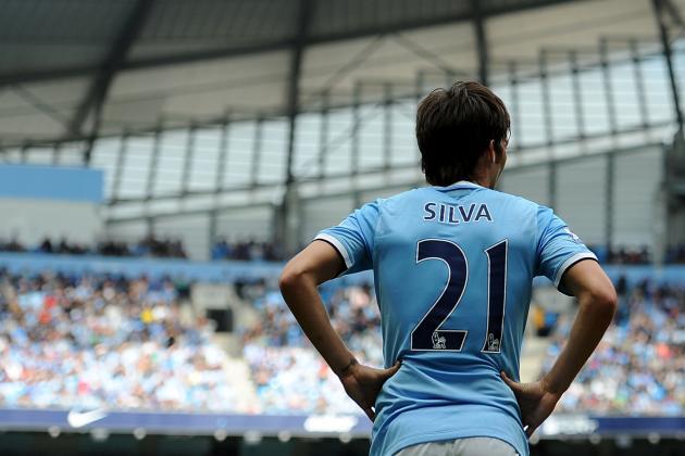 Manchester City's Vincent Kompany Back for the Derby, David Silva Doubtful