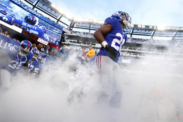 What Twitter's Saying About New York Giants' Week 2 Matchup