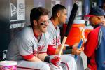 Nats' Coach: Bryce Harper Needs to Stop Smashing Bats