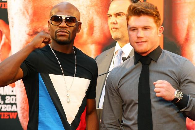 Debate: Who Will Win the Mayweather-Canelo Fight?