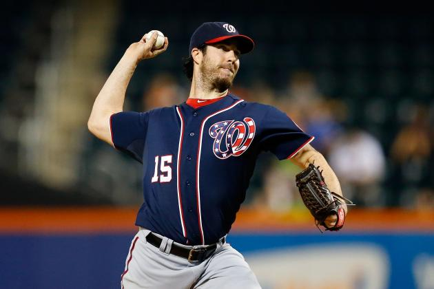 Yankees Discussed Deal for Haren