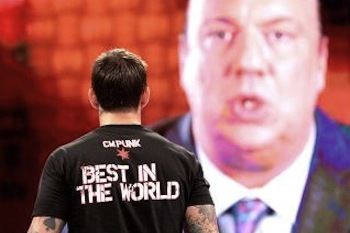 WWE Night of Champions 2013: Paul Heyman Will Align Himself with the Corporation