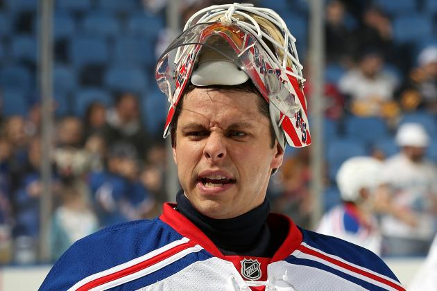 Biron Is Back, Scheduled to Skate Friday