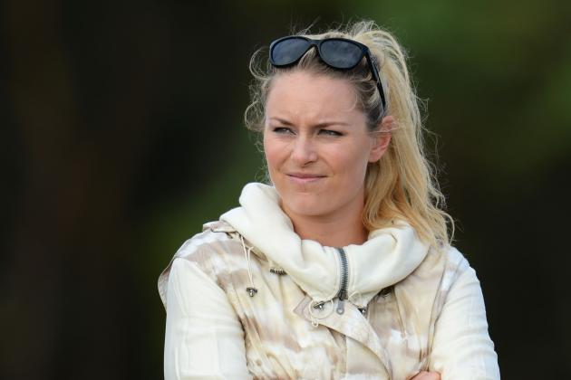 Lindsey Vonn Denies Cheating on Tiger Woods at Jay-Z Concert